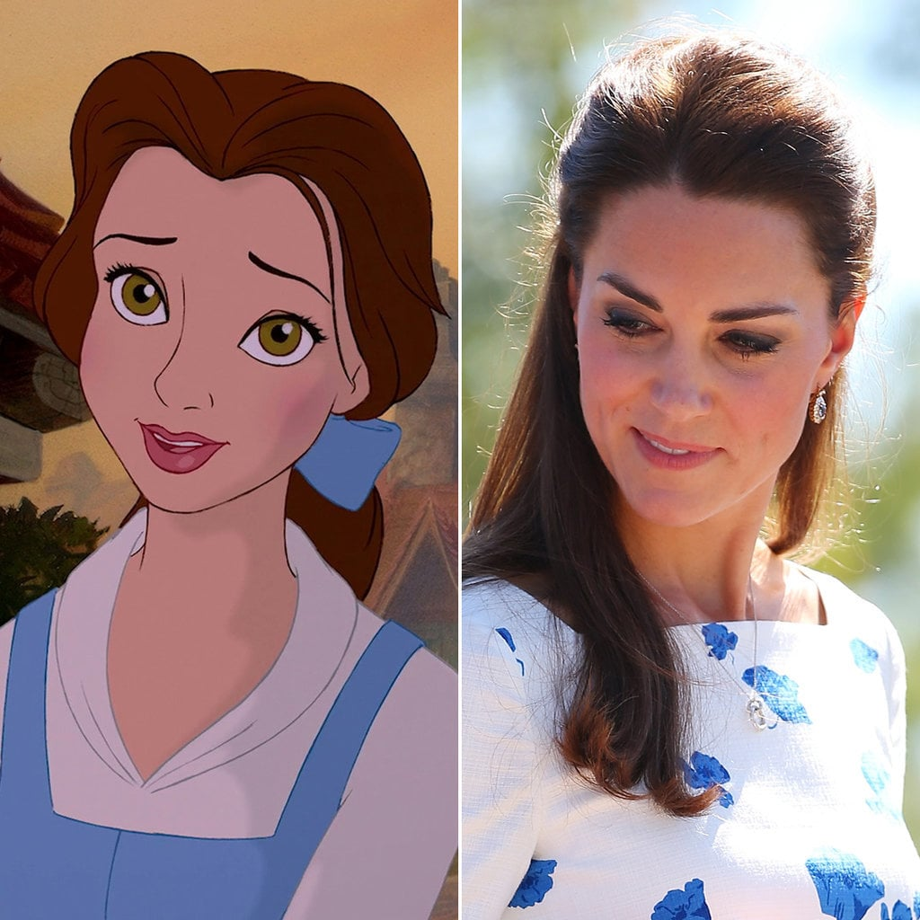 14 Disney Princesses (and Princes!) With Their Real-Life Royal Counterparts