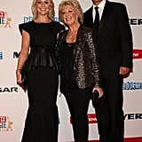 Lauren and Patti Newton, and Matt Welsh