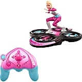 For 7-Year-Olds: Barbie RC Hover Board