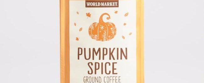 Pumpkin-Flavored Foods at World Market