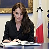 The Duchess of Cambridge's Role
