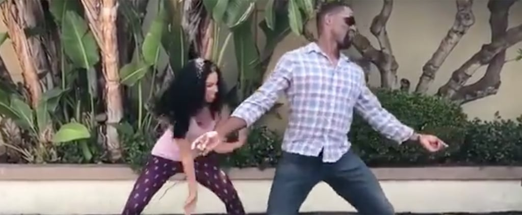 Sterling K. Brown and Susan Kelechi Watson Dancing Video
