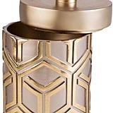 صندوق مجوهرات بخشب الخيزران ولون الذهب الوردي من علامة ORE International H (بسعر 63$ دولار أمريكيّ؛ 232 درهم إماراتيّ/ريال سعوديّ)
