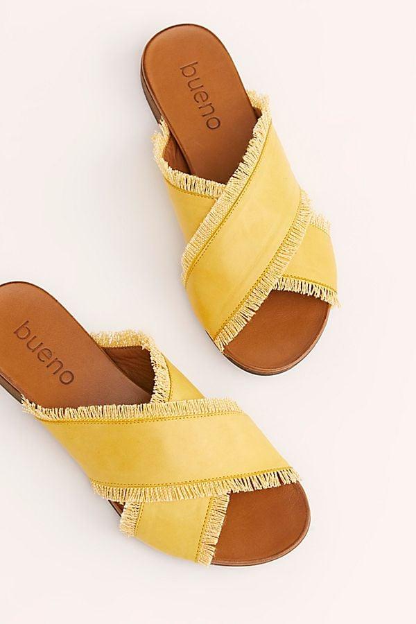 Bueno Tate Slide Sandals