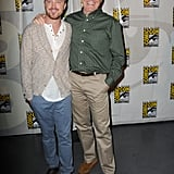 They Looked Happy as Can Be While Attended Comic-Con Later That Month