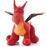 Nici 30cm Standing Fire Dragon ($39.95) Dragons lay eggs too, right?