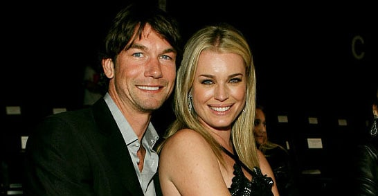 Rebecca Romijn & Jerry O'Connell Got Married!