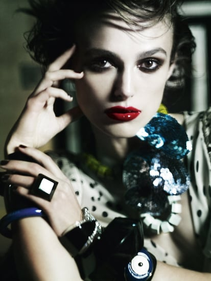 Keira Knightley does Vogue UK-january 2011