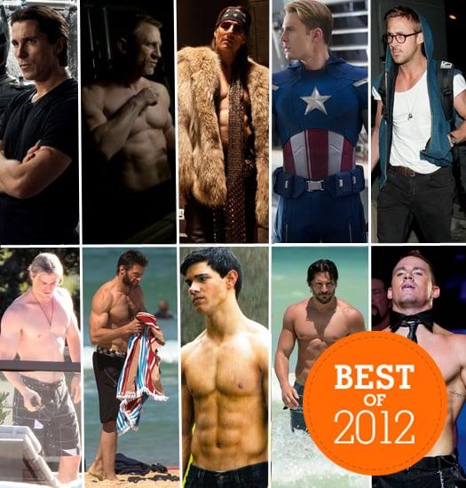 Best of 2012: Who's the Fittest Actor of the Year?