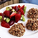 Vegan: Banana Oatmeal Breakfast Bites