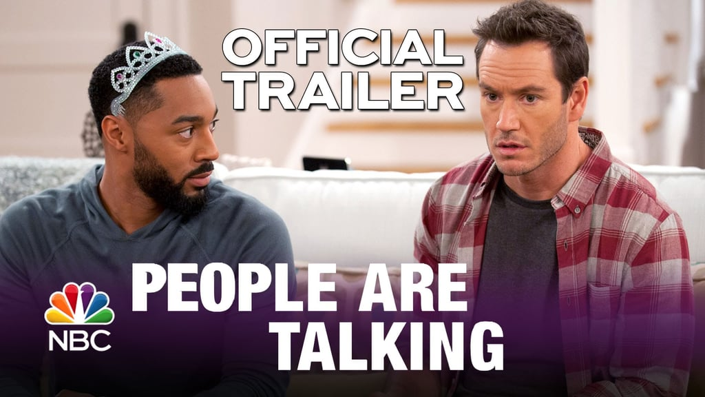 Watch the trailer for People Are Talking