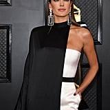 Alessandra Ambrosio at the 2020 Grammys