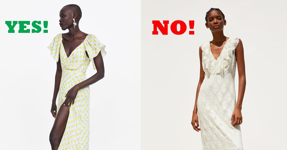 10 Dresses Too Risky to Wear to a Wedding, If You Want to Stay Friends With the Bride