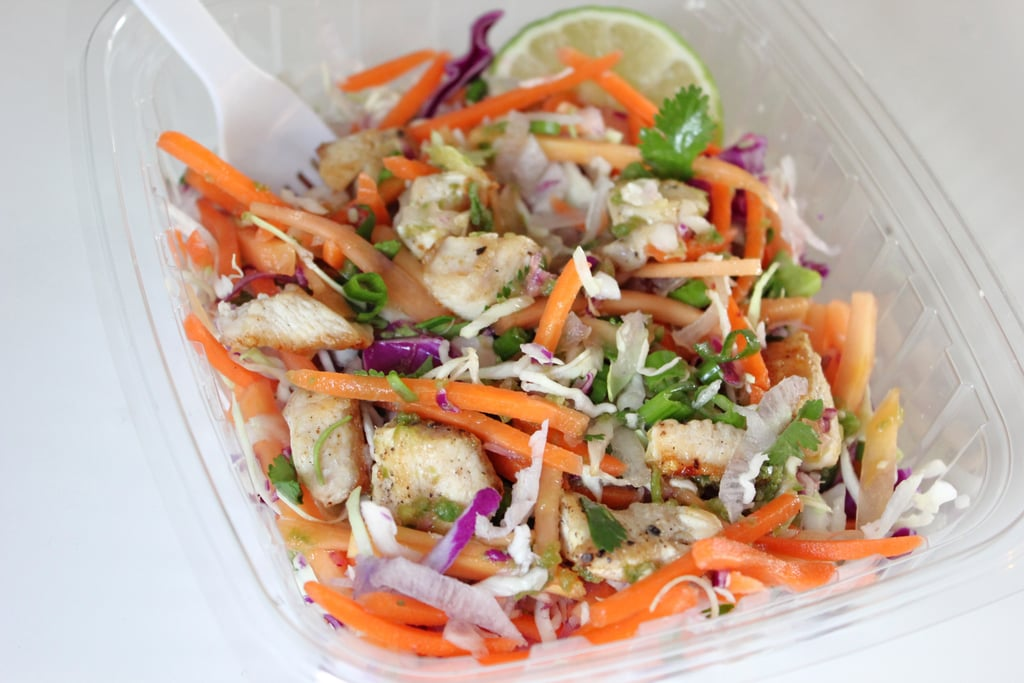 Citrus Chicken Salad Healthy Recipes Under 500 Calories Popsugar