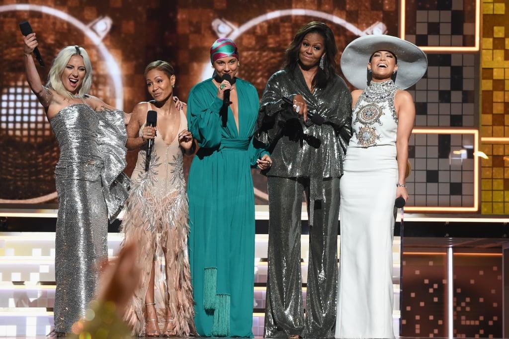 Grammys 2019: Alicia Keys At The 2019 Grammys