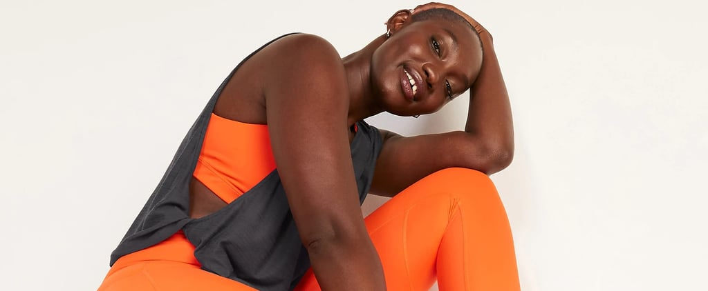 Best New Workout Clothes From Old Navy   August 2021