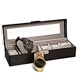 Brouk & Co Croc Embossed Watch-It Box
