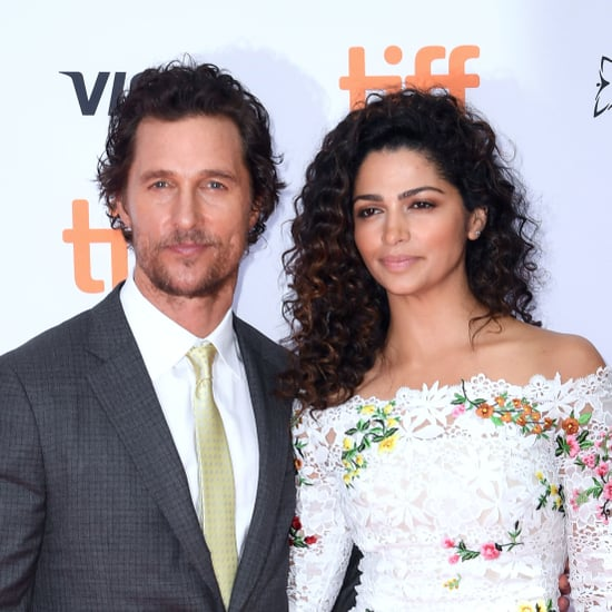 Matthew McConaughey Quotes About Camila Alves in Esquire