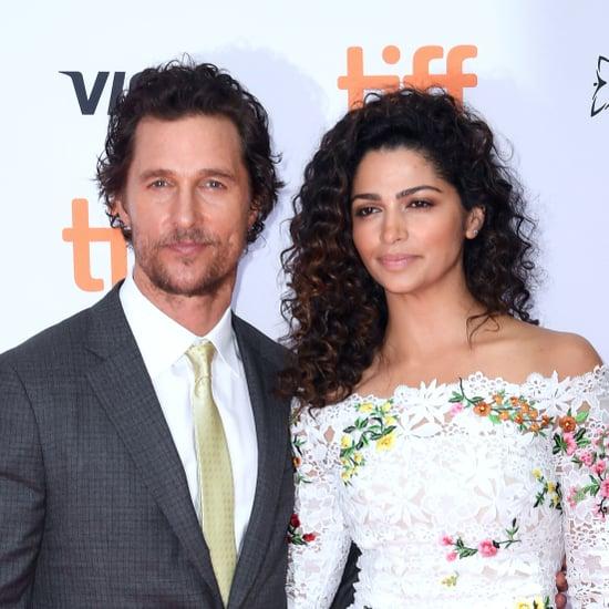 Matthew McConaughey Quotes About Camila Alves in Esquire