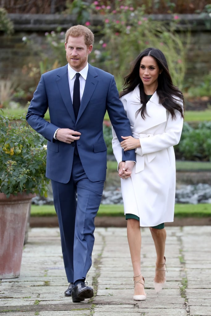 Prince Harry and Meghan Markle Announced Their Engagement