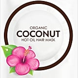St. Tropica Organic Coconut Hot Oil Hair Mask
