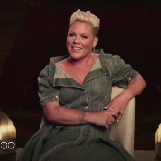 Pink Talks About Her Daughter's Music on Ellen | Video