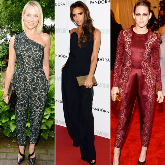 Celebrities Love Jumpsuits for Spring 2013