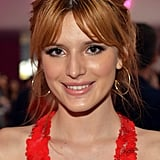 Bella Thorne loves herself a ponytail, and her tousled version at the party would be perfect for a breezy weekend brunch.