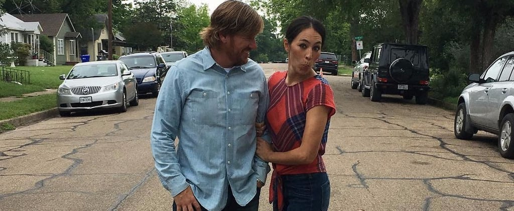 So THIS Is How Joanna Gaines Stays Cool (and Organized) For the Summer
