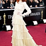 Florence Welch, 2011