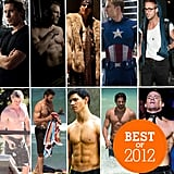 Who Is the Fittest Male Celeb of 2012?