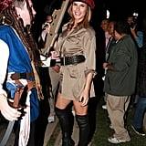 Elisabetta Canalis as Che Guevara