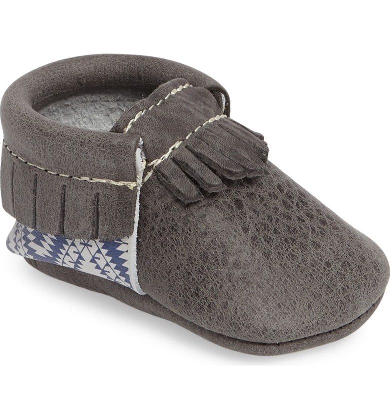 Infant Freshly Picked Leather Moccasin