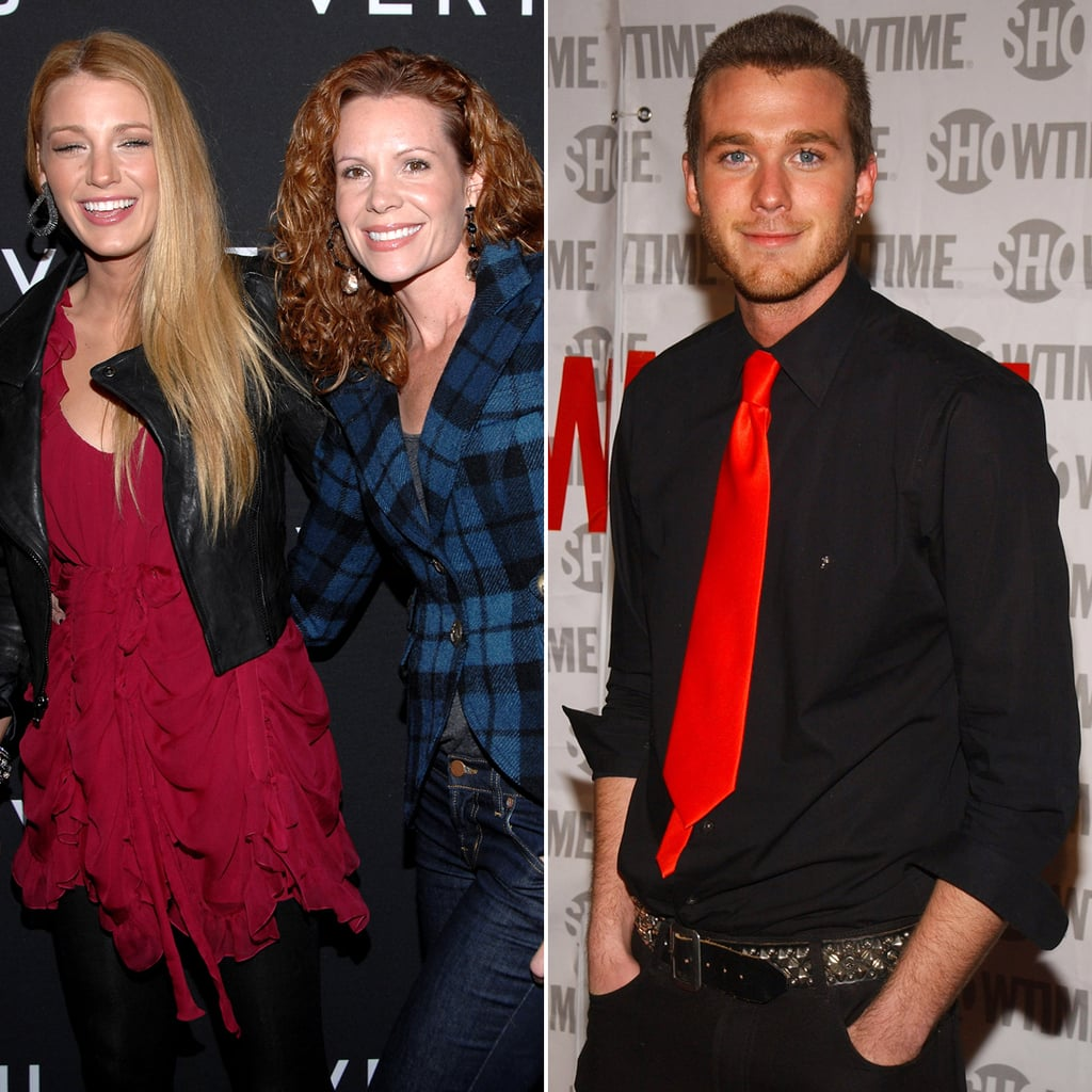 Blake, Robin, and Eric Lively