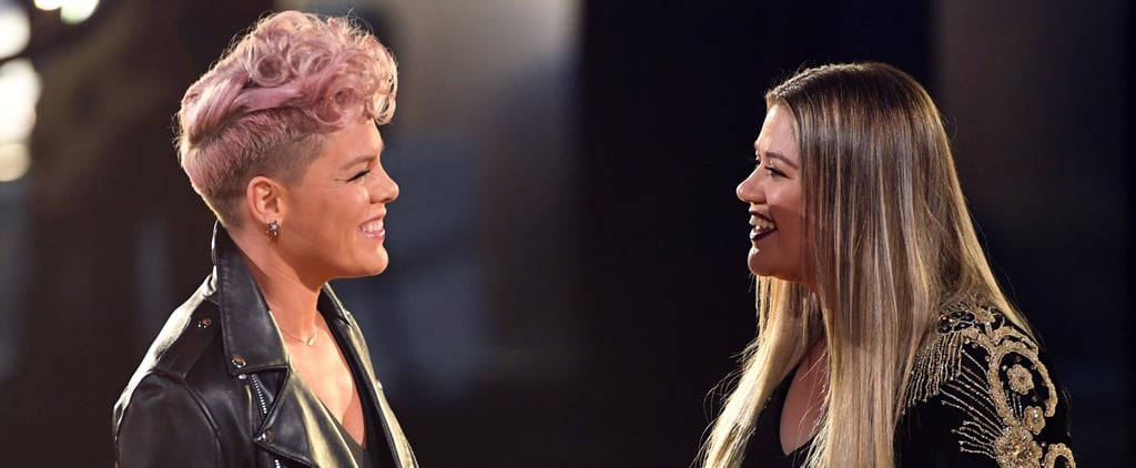 "Pink and Kelly Clarkson's ""Everybody Hurts"" Cover Will Knock the Wind Out of You"