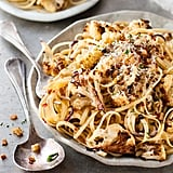 Garlic Butter Cauliflower Pasta with Pangritata