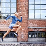 20-Minute Running and Dumbbell CrossFit Workout