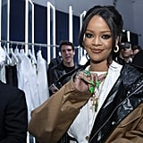 Rihanna in Summer Beauty Trends