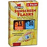 Sunscreen Flasks