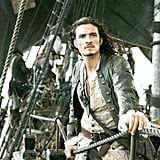 2003–2007: Will Turner, Pirates of the Caribbean