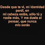 """1987: """"De Mi Enamorate"""" by Daniela Romo"""