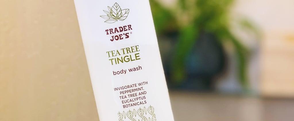 Trader Joe's Tea Tree Tingle Body Wash Review