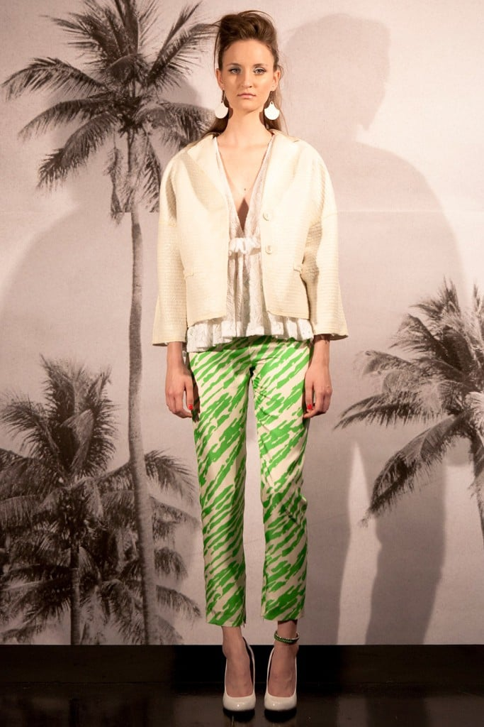 Chris Benz Resort 2013