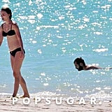 Natalie Portman Bikini Pictures on Vacation With Her Family