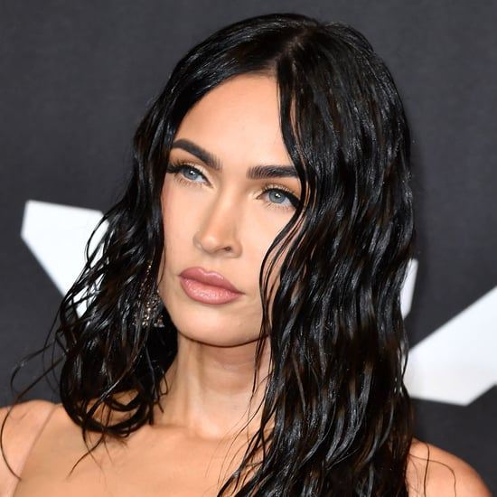 See Megan Fox's Silver Hair Color For Johnny & Clyde Movie