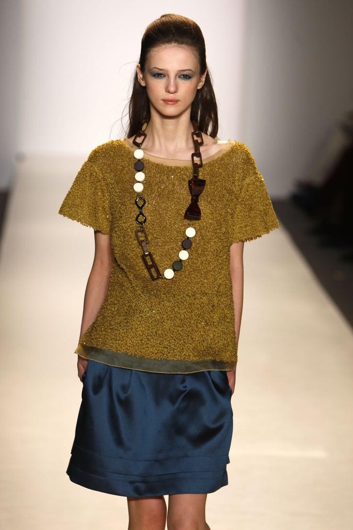 New York Fashion Week, Fall 2008: Lela Rose