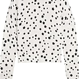 Kate Moss For Equipment Ryder Printed Cashmere Sweater ($320)