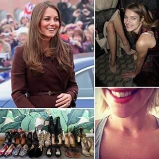 Celeb, Fashion & Beauty News: Kate Middleton, Designer Shoes