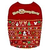 Walt Disney World Holiday Foods Spirit Jersey for Dogs