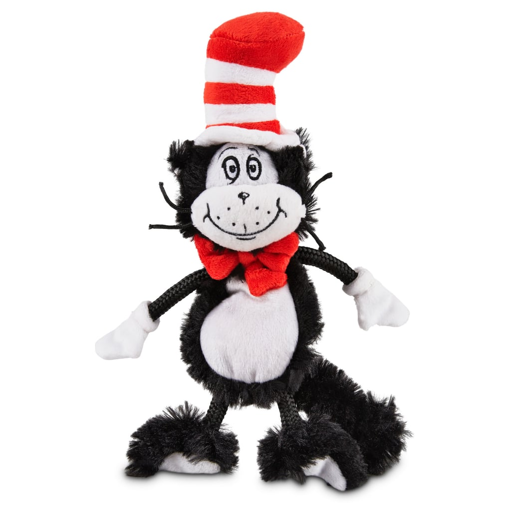 Cat In The Hat Blue Fish Toy